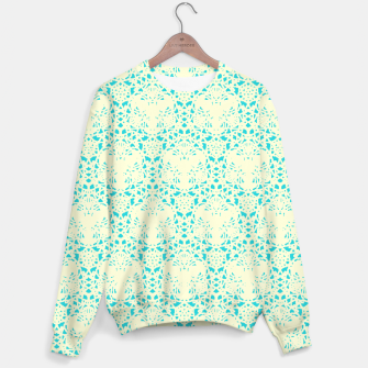 Thumbnail image of Pastel Turqouise Sweater 1, Live Heroes