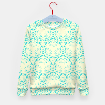 Thumbnail image of Pastel Turqouise Kid Sweater 1, Live Heroes