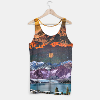 Miniaturka Two Earths Tank Top, Live Heroes