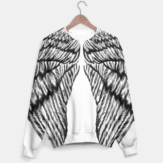 Miniaturka Angel wings Sweater, Live Heroes