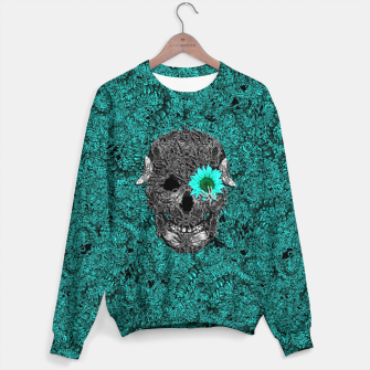 Thumbnail image of Insect Skull Sweater, Live Heroes