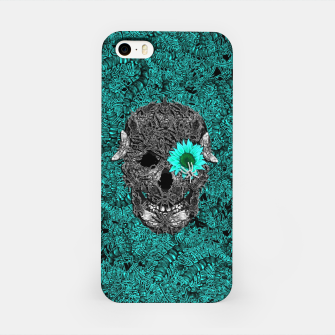 Miniatur Insect Skull iPhone Case, Live Heroes