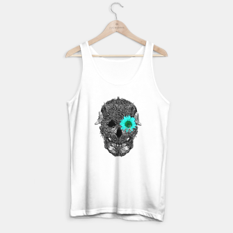 Thumbnail image of Insect Skull . Tank Top regular, Live Heroes