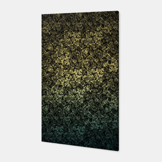 Thumbnail image of Floral Pattern Canvas, Live Heroes