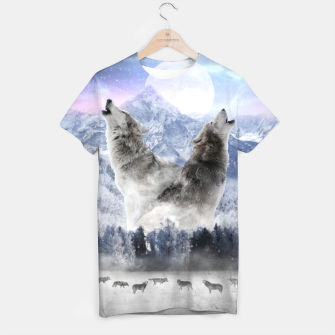 Thumbnail image of The Pack T-Shirt, Live Heroes