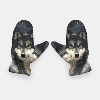 Thumbnail image of Wolf Gloves, Live Heroes