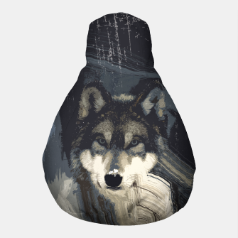 Thumbnail image of Wolf Pouf, Live Heroes