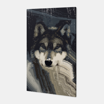 Thumbnail image of Wolf Canvas, Live Heroes
