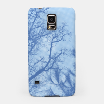 Miniaturka Tree branches - Winter in Opatija#4 Samsung Case, Live Heroes