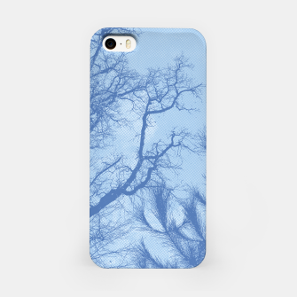 Thumbnail image of Tree branches - Winter in Opatija#4 iPhone Case, Live Heroes