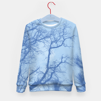 Thumbnail image of Tree branches - Winter in Opatija#4 Kid's Sweater, Live Heroes
