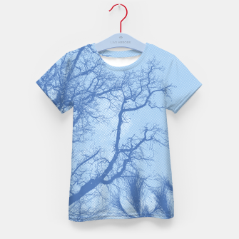 Thumbnail image of Tree branches - Winter in Opatija#4 Kid's T-shirt, Live Heroes