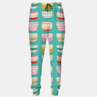 Thumbnail image of Bowl pattern Sweatpants, Live Heroes