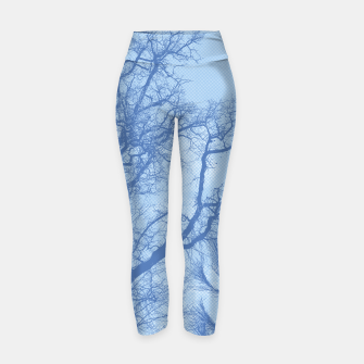 Thumbnail image of Tree branches - Winter in Opatija#4 Yoga Pants, Live Heroes