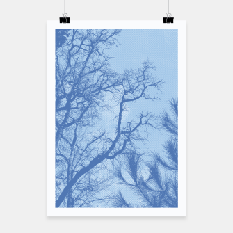 Thumbnail image of Tree branches - Winter in Opatija#4 Poster, Live Heroes