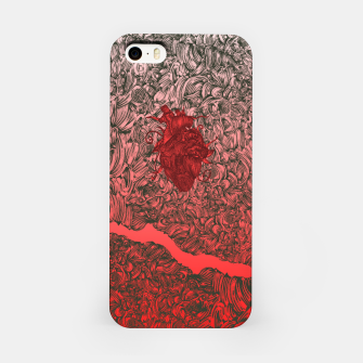 Thumbnail image of Complex Heart iPhone Case, Live Heroes