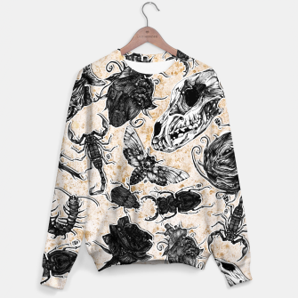 Thumbnail image of Bones and co 2 Sweater, Live Heroes