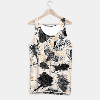 Thumbnail image of Bones and co 2 Tank Top, Live Heroes
