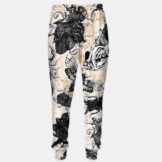 Thumbnail image of Bones and co 2 Sweatpants, Live Heroes
