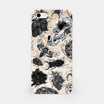 Thumbnail image of Bones and co 2 iPhone Case, Live Heroes