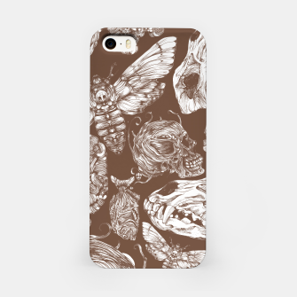 Thumbnail image of Bones in Brown iPhone Case, Live Heroes
