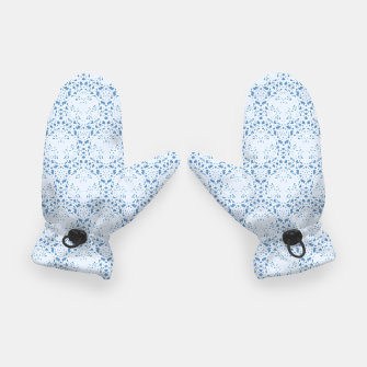 Thumbnail image of Pastel Blue Gloves 1, Live Heroes