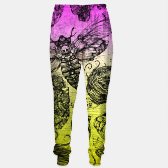 Thumbnail image of Bones and color Sweatpants, Live Heroes