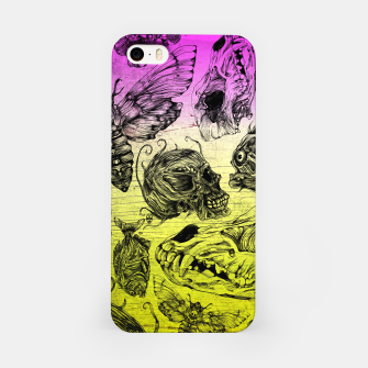 Thumbnail image of Bones and color iPhone Case, Live Heroes