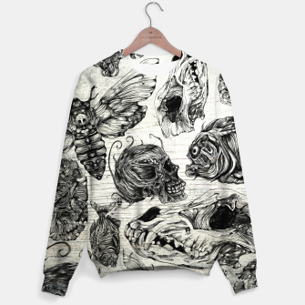Thumbnail image of Bones and co Sweater, Live Heroes