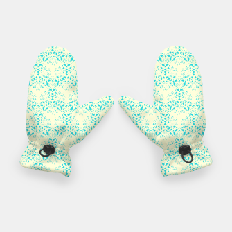 Thumbnail image of Pastel Turqouise Gloves 1, Live Heroes