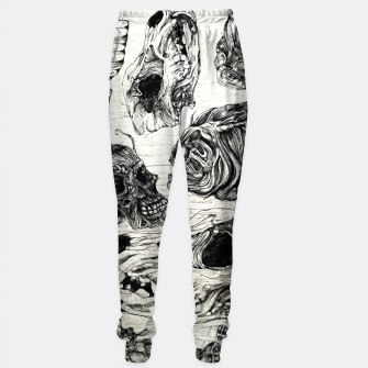 Thumbnail image of Bones and co Sweatpants, Live Heroes