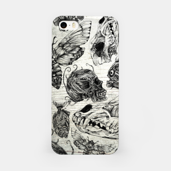 Thumbnail image of Bones and co iPhone Case, Live Heroes