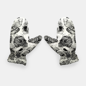 Thumbnail image of Bones and co Gloves, Live Heroes