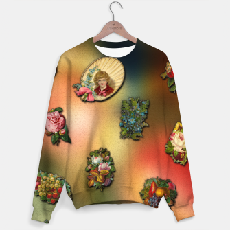 Thumbnail image of VinClip Classic Art Sweater, Live Heroes