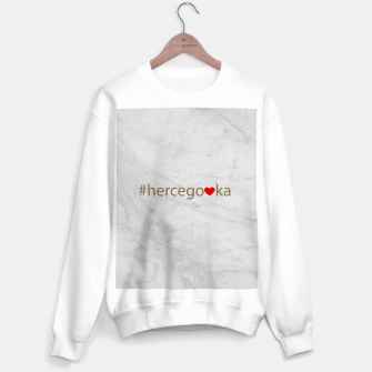 Thumbnail image of sweater white merble, Live Heroes