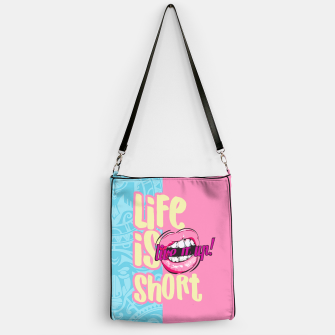 Miniaturka LIFE IS SHOP, LIVE IT! SUMMER LOVE  Bolso, Live Heroes