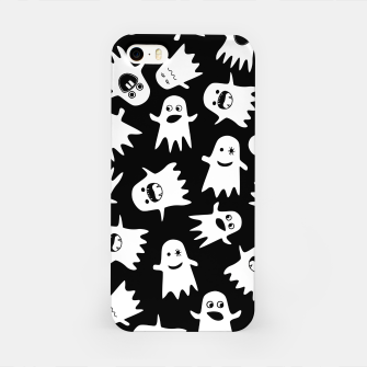 Thumbnail image of Halloween Hauntings iPhone Case, Live Heroes