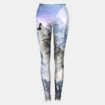 Thumbnail image of The Pack Leggings, Live Heroes