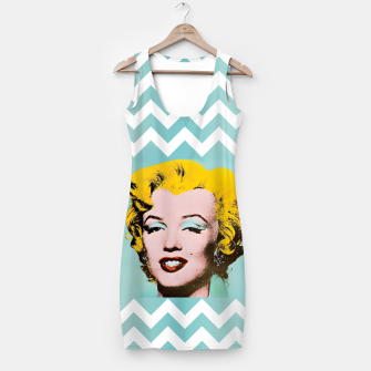 Thumbnail image of marilyn monroe andy warhol Simple Dress, Live Heroes