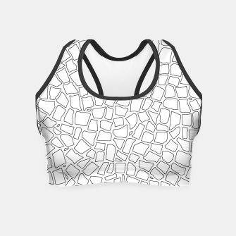 Miniaturka British Mosaic DIY Crop Top, Live Heroes