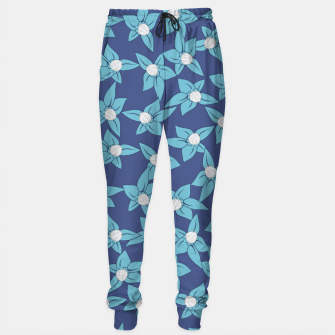 Thumbnail image of Summer Flowers Widowmaker Sweatpants, Live Heroes