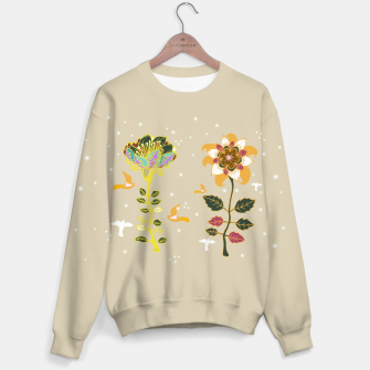 Thumbnail image of 2 Flowers Sweater, Live Heroes