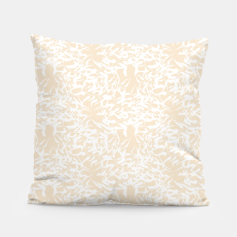 Miniaturka White leaves Pillow, Live Heroes