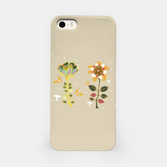 Thumbnail image of 2 Flowers iPhone Case, Live Heroes