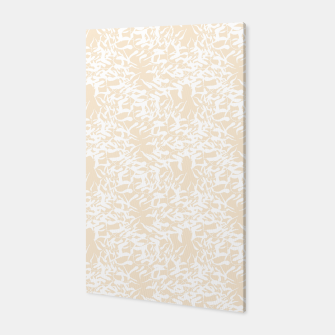 Thumbnail image of White leaves Canvas, Live Heroes