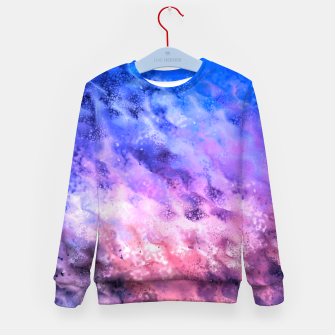 Thumbnail image of Abstraction Kid's Sweater, Live Heroes