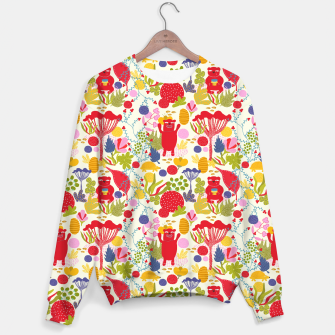 Thumbnail image of Bear forrest Sweater, Live Heroes