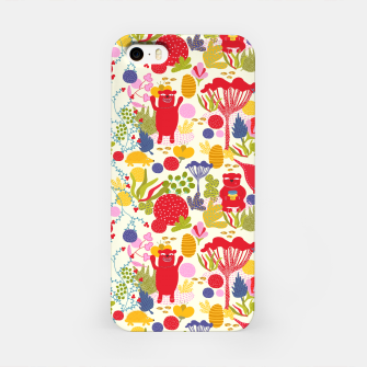 Thumbnail image of Bear forrest iPhone Case, Live Heroes