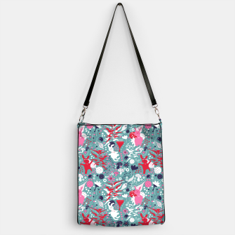 Thumbnail image of Cuddly bunny forrest Handbag, Live Heroes