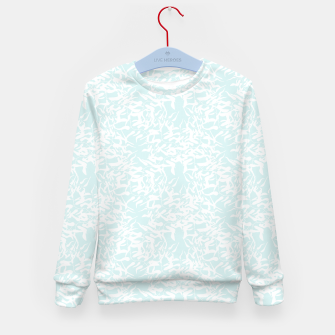 Thumbnail image of White leaves Kid's Sweater, Live Heroes